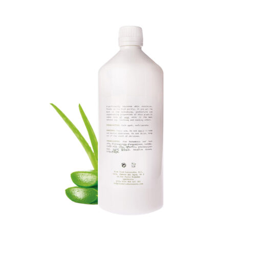 Aloe Plus Lanzarote Aloe Vera Pure Gel 1000 ml