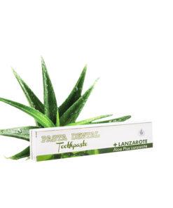 Aloe Plus Lanzarote Aloe Vera zubní pasta