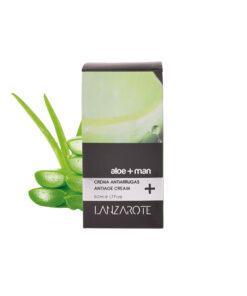 Krém proti stárnutí pro muže aloe vera 50 ml   +Lanzarote   aloe vera z Lanzarote