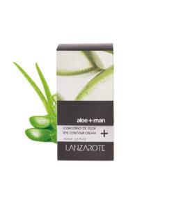 Oční krém pro muže aloe vera 15 ml   +Lanzarote - aloe vera z Lanzarote