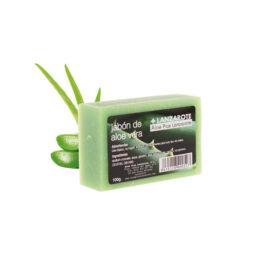 Ručně vyráběné mýdlo aloe vera 100 g