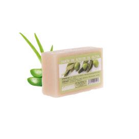 Ručně vyráběné mýdlo olivový olej 100 g