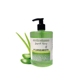Tekuté mýdlo aloe vera 500 ml